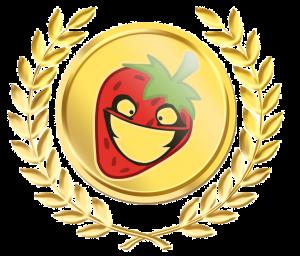 strawberry quality mark X